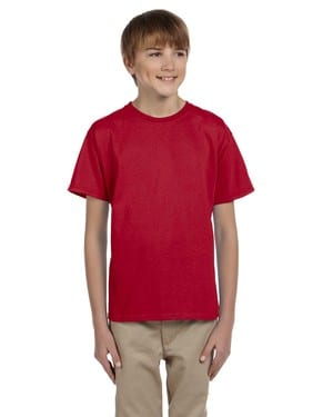 Jerzees 363B - Youth 9 oz. HiDENSI-T® T-Shirt