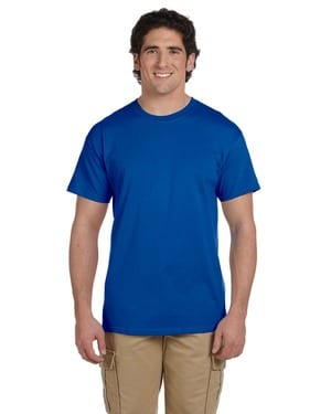 Fruit of the Loom 3931 - ® 8.3 oz., 100% Heavy Cotton HD® T-Shirt