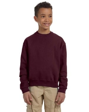 Jerzees 562B - Youth 13.3 oz., 50/50 NuBlend® Fleece Crew