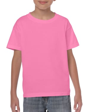 Gildan G500B - Heavy Cotton™ Youth 8.9 oz. T-Shirt (5000B)