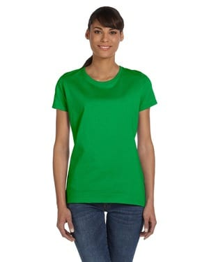 Fruit of the Loom L3930R - ® Ladies 8.3 oz., 100% Heavy Cotton HD® T-Shirt