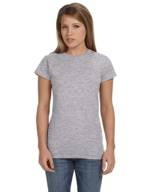 Gildan G640L - Softstyle® Ladies 7.5 oz. Junior Fit T-Shirt