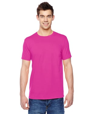 Fruit of the Loom SF45R - 7.8 oz., 100% Sofspun™ Cotton Jersey Crew T-Shirt