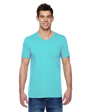 Fruit of the Loom SFVR - 4.7 oz., 100% Sofspun™ Cotton Jersey V-Neck T-Shirt