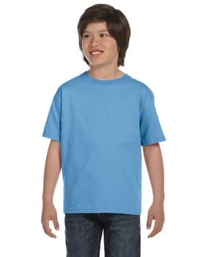 Gildan G800B - DryBlend® Youth 9.3 oz., 50/50 T-Shirt