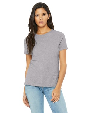 BELLA+CANVAS B6400 - Women's Relaxed Jersey Short Sleeve Tee