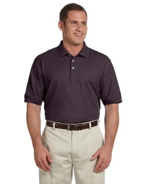 Devon & Jones D100 - Men's Pima Piqué Short-Sleeve Polo