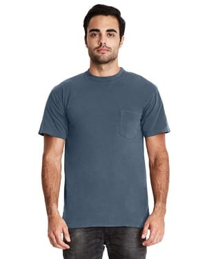 Next Level 7415 - Adult Inspired Dye Crew with Pocket