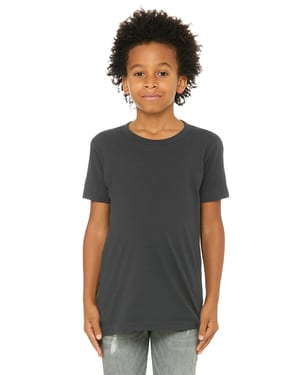 Bella+Canvas 3001Y - Youth Jersey Short-Sleeve T-Shirt